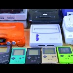 My Game Console Collection!