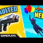 New Fortnite Balloons Items Update   Dual Pistols Vaulted!   Fortnite Battle Royale