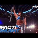 Tessa Blanchard Wins the Knockouts Championship! | IMPACT! Highlights Aug 30, 2018