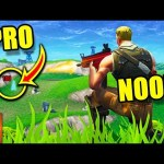 20 Times Fortnite Pros Were Wrecked By Noobs