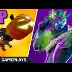 New Fortnite Fortnitemares Update   Pumpkin Launcher   Halloween Skins   Fortnite Battle Royale