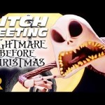 The Nightmare Before Christmas Pitch Meeting