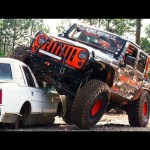Part 3: Crushing Cars and Sight Seeing on the Way to Florida! – 2013 Ultimate Adventure Week