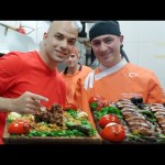 Delicious ISTANBUL FOOD -Will Take YOUR BREATH AWAY- TURKISH Kebab & Meat Chops + BREAKFAST اكل تركي