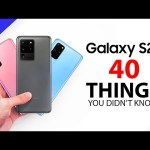 Samsung Galaxy S20 – 40 Things You Didn't Know!