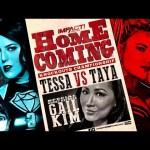 Tessa Blanchard vs Taya Valkyrie w/ Special Referee Gail Kim LIVE on PPV at Homecoming Jan 6, 2019