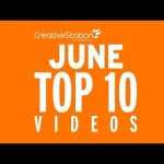 CreativeStation Top 10 June