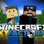 Minecraft SkyFactory 2 – FLYING DRAGONS!! [15]