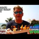 Gordon Ramsay Cooks a Squash Curry in India | Ramsay Around the World