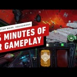 16 Minutes of Star Wars: Squadrons VR Gameplay