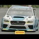 600bhp Subaru WRX STI and Mark Higgins smash Isle of Man TT lap record