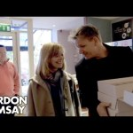The Public Respond To Gordon's Treacle Tart | Gordon Behind Bars