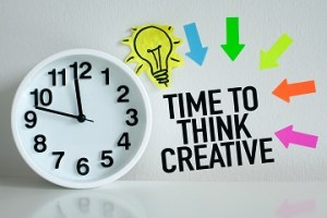 creativity thinking, solutions