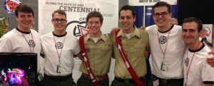 Red Order of the Arrow Sashes
