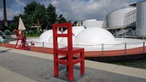 Autostadt Wolfsburg Chair