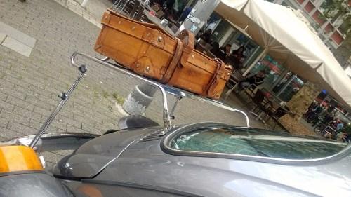 Vintage VW Car