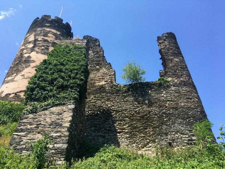 Castle Fürstenberg ruin