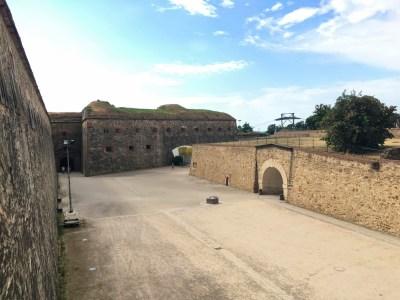 Ehrenbreitstein Fortress Rhine