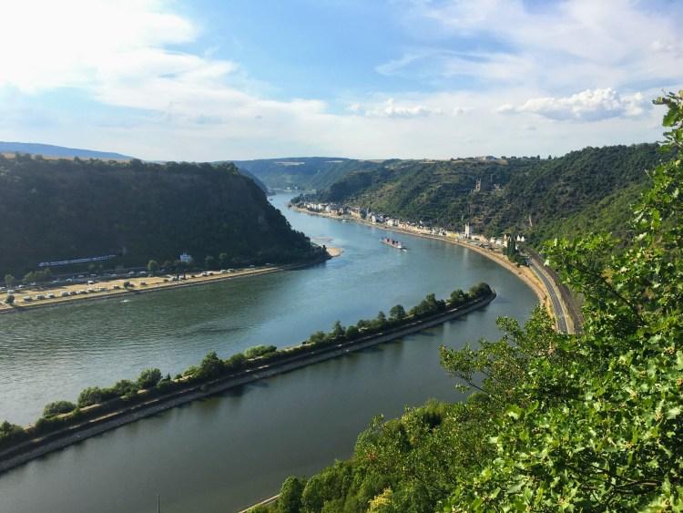 view Loreley Rhine