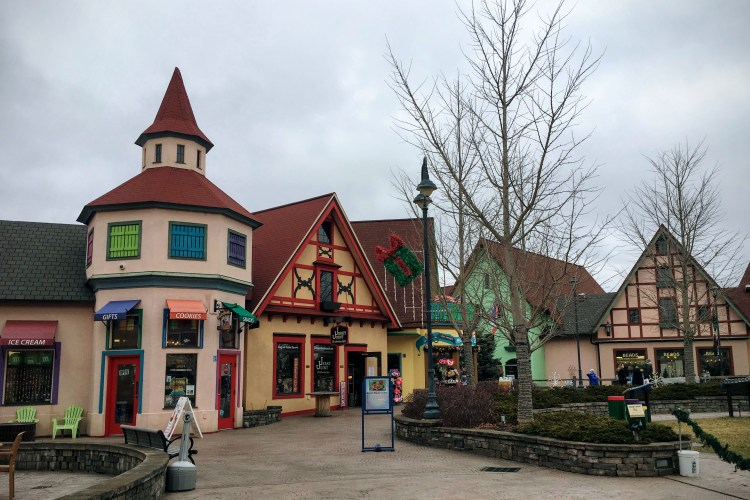 Frankenmuth Riverplace Shops
