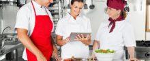 Chef de cuisine ratio d'exploitation