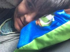 This is VAN SLEEP!