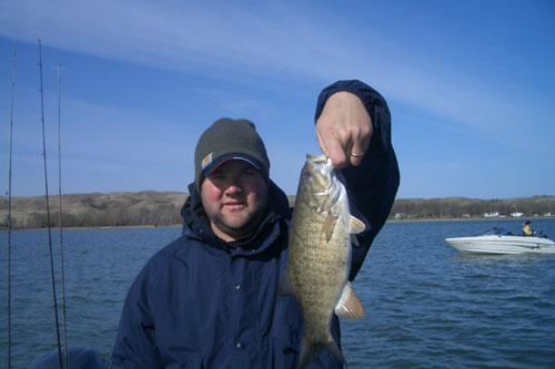 West Bend smallmouth bass