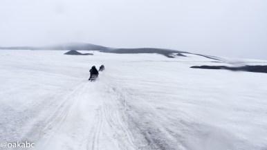 ตะลุยธารน้ำแข็ง Mýrdalsjökull