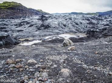 ธารน้ำแข็ง Sólheimajökull
