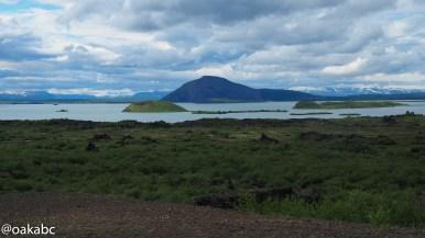 ทะเลสาบ Myvatn