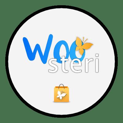 Logo de l'extension WordPress Woosteri