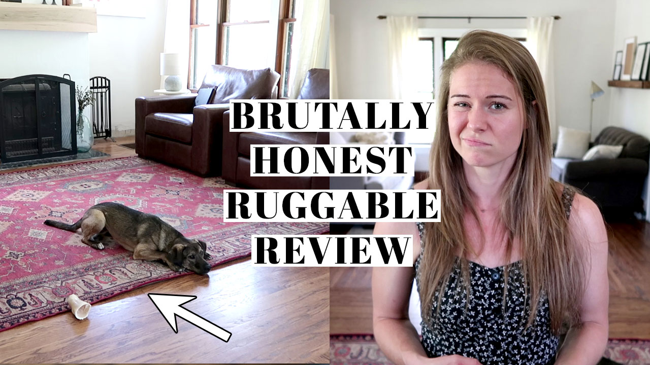 Ruggable Review  Pros & Cons After 28 Months - Oak Abode