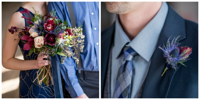 Fall Wedding inspiration his and hers