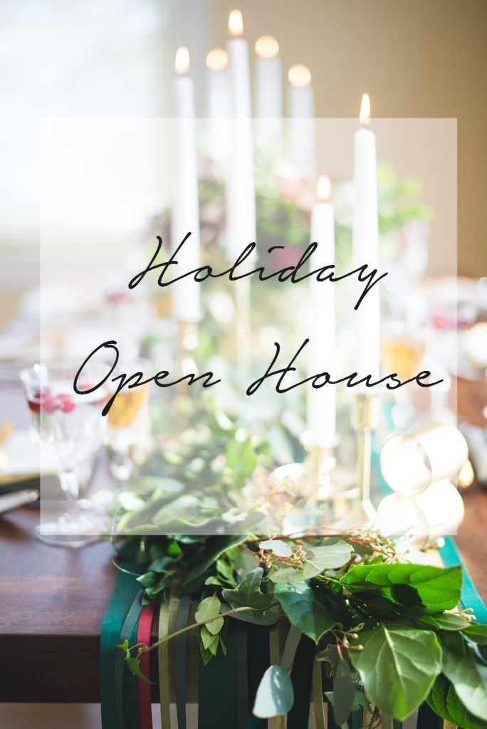 Oak & Lily Holiday Open House 2016