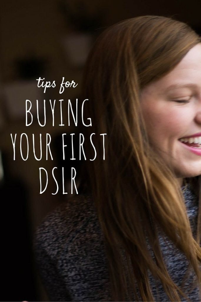 Tips to help you when Buying Your First DSLR