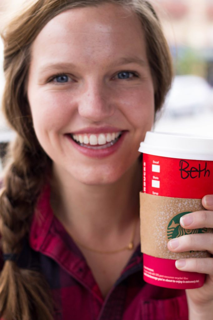 Starbucks Red Cups are back for the Christmas season!!