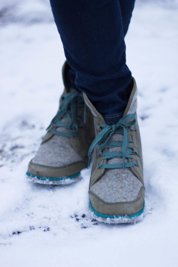 I love these snow boots from Chacos! They are so functional and adorable! #best