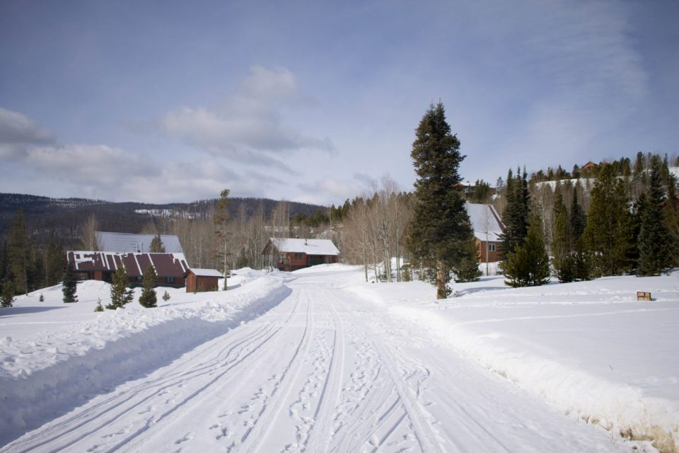 Snow Mountain Ranch would be such a great place for a family vacation!