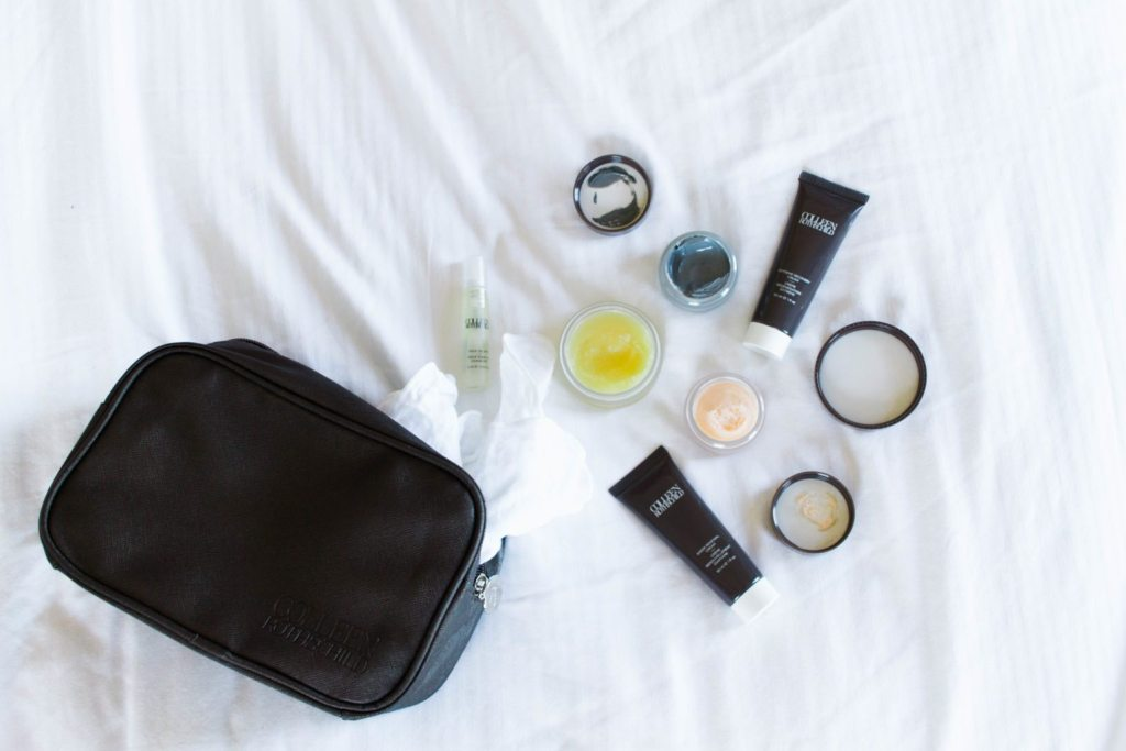 Skin Care on the Go with Colleen Rothschild and the perfect travel kit!