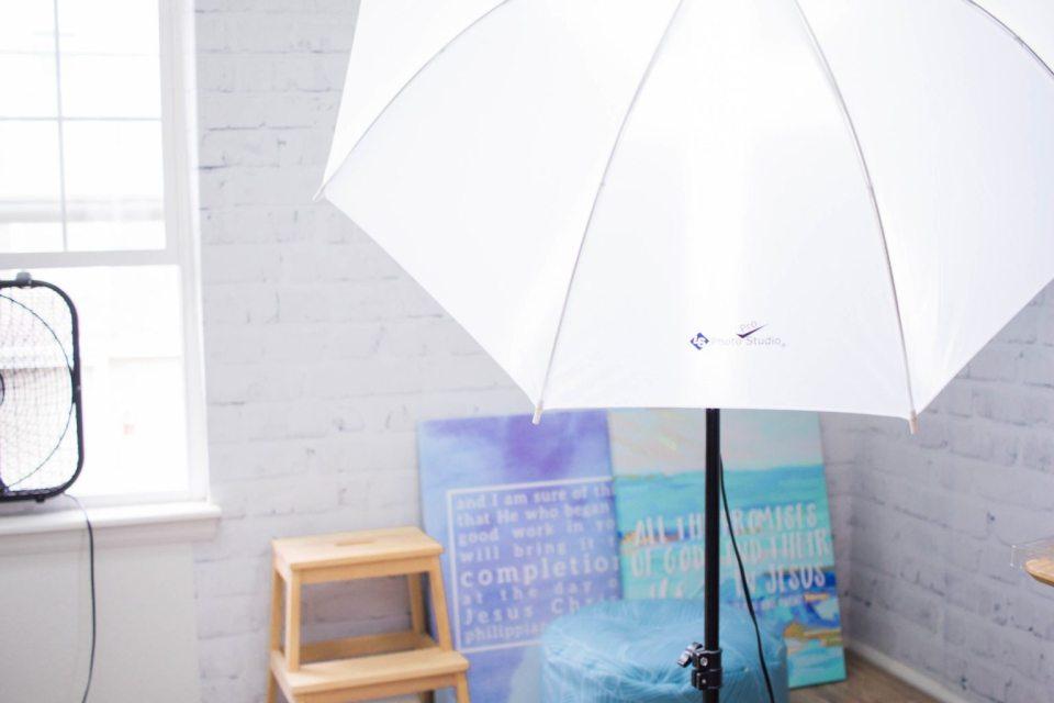 DIY Home Photography Studio with @wallsneedlove