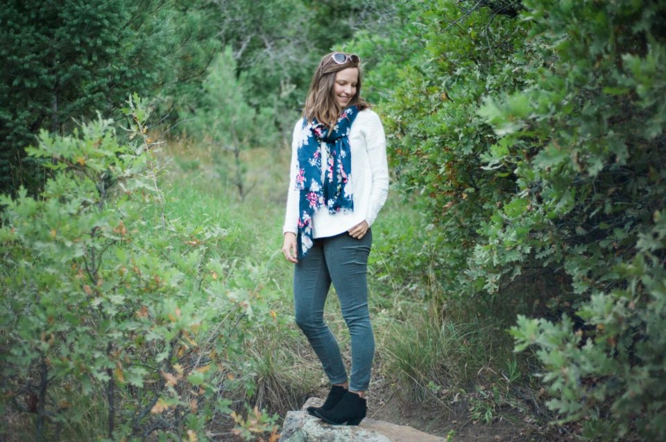 It's Fall Y'all - Scarves, boots, sweaters, sunnies, skinny jeans, and everything for the best fall outfit! Love this autumn season! Fall Style!