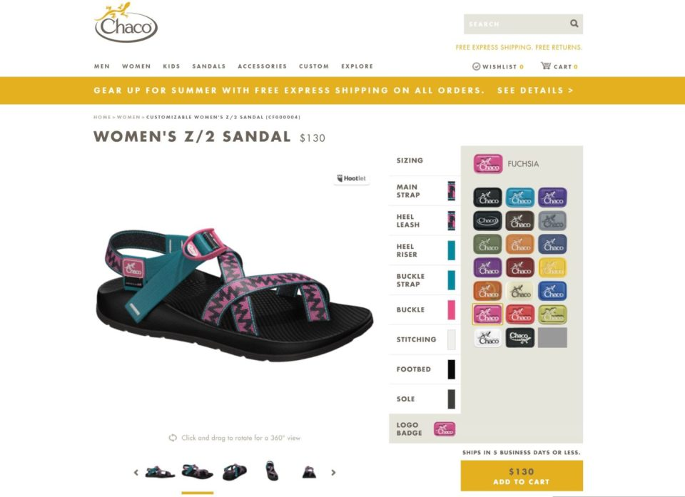 Create your own Custom Chacos perfect for all your adventures (and there is a giveaway!!)