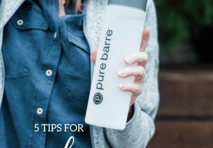 5 Tips for Pure Barre Newbies (like I was once!!) Pure Barre Tips. Pure Barre for beginners. What is pure barre?