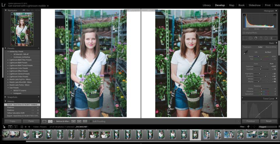 How I Edit my photos for my Blog & Instagram