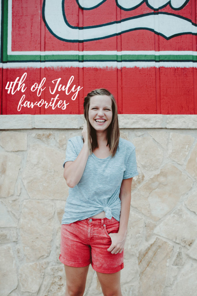 4th of July Style favorites and outfit ideas!