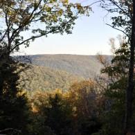 fall on Oak Bluff