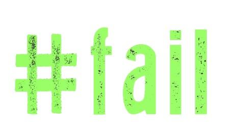#Fail, Social Media