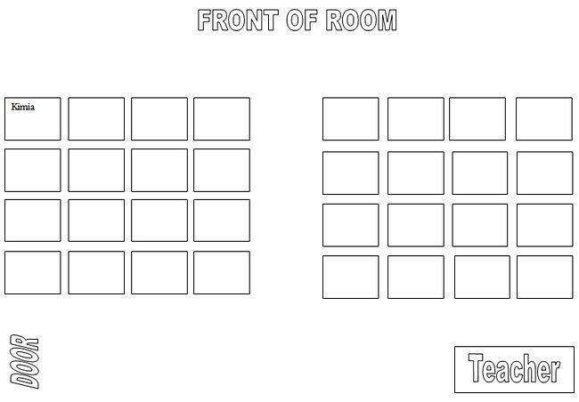 Doc800533 Sample Wedding Seating Chart Doc736541 Wedding – Seating Chart Template for Classroom