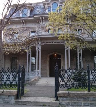 Ramsey House Oak Eternal