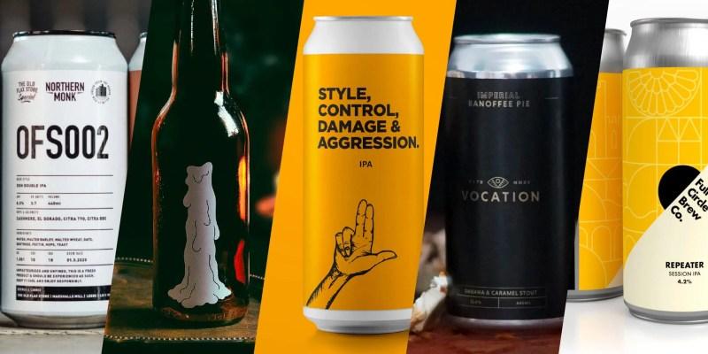 Best beer label designs
